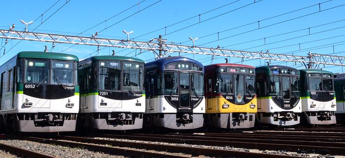 電車の画像 p1_9