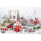 Super Sweets Buffet ~Strawberry Wedding~(2020/1/18(土)~4/5(日))