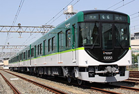 A Day of Sightseeing in Kyoto on Keihan Electric Railway