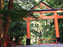 Hiyoshi Taisha Shrine
