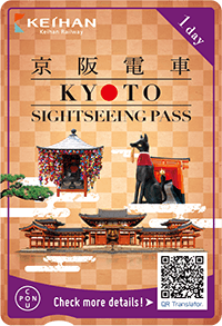 KYOTO SIGHTSEEING PASS(1day)