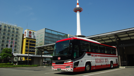 "Treated as group discount for ""Kyoto Sightseeing Bus (all courses)"""