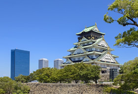 Kyobashi and Temmabashi: Just a stroll away from Osaka Castle