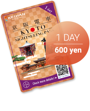 KYOTO SIGHTSEEING PASS (1day)